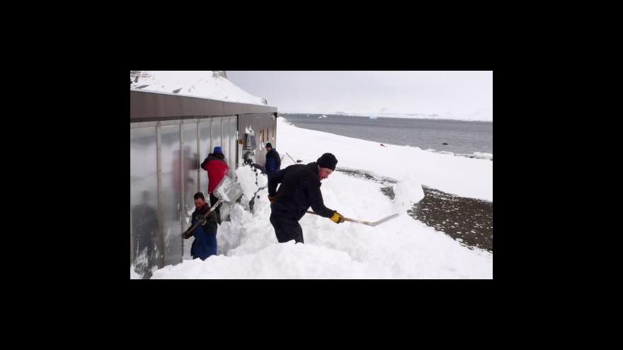 Video Návrat polární výpravy