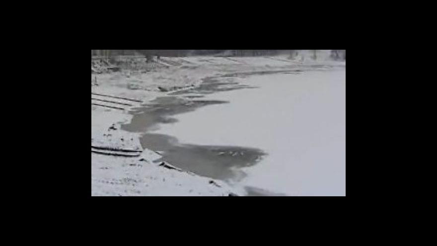Video Jan Hodovský, vedoucí odborného dohledu, o projektu čištění přehrady