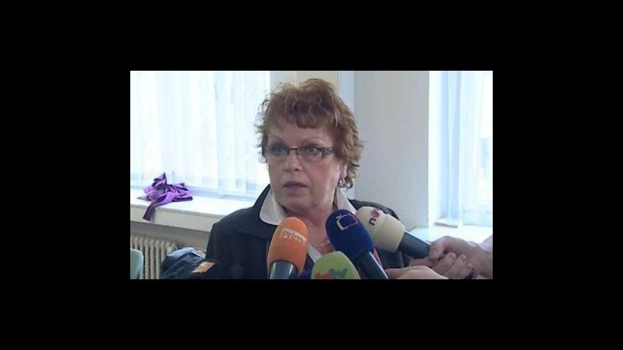 Video Alena Skoumalová, vedoucí Skupiny domácího násilí, Policie ČR, Brno
