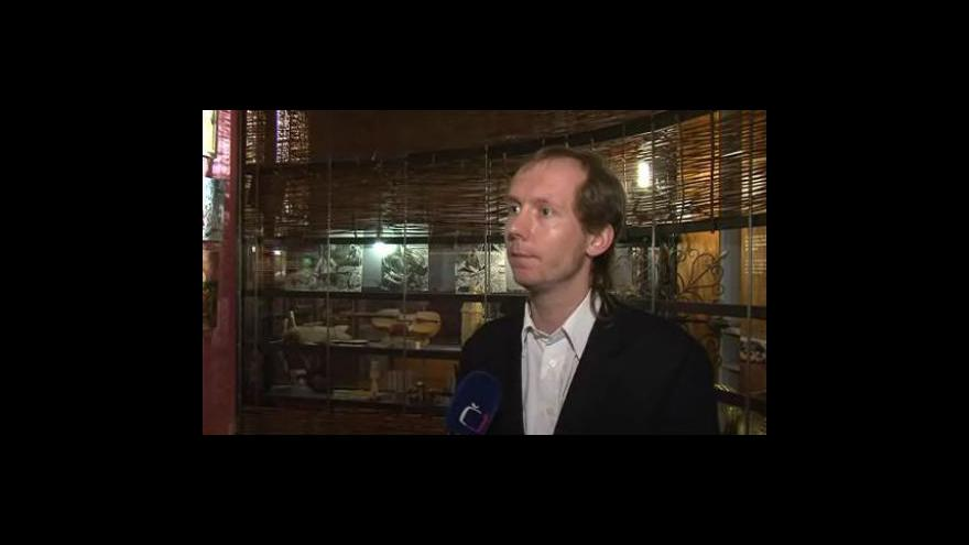 Video Michal Schuster, historik Muzea romské kultury