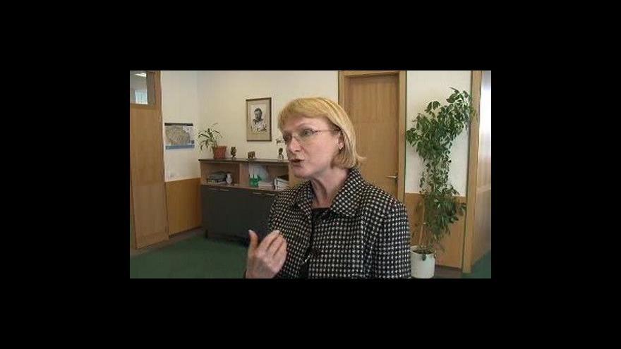Video Zástupkyně ombudsmana Jitka Seitlová
