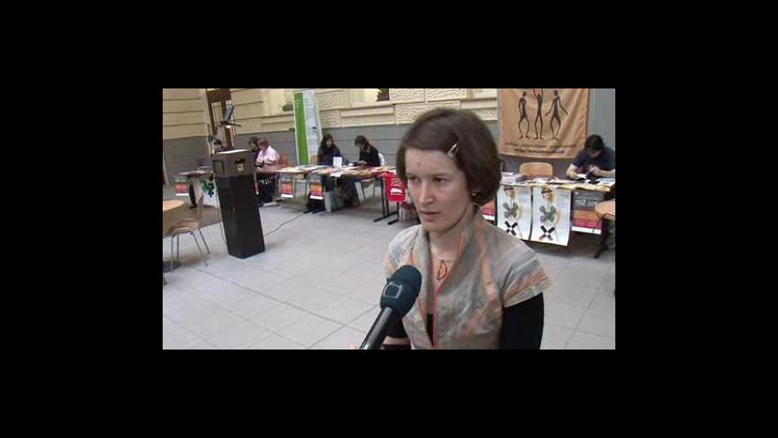 Video Lucie Jarkovská, Gender centrum