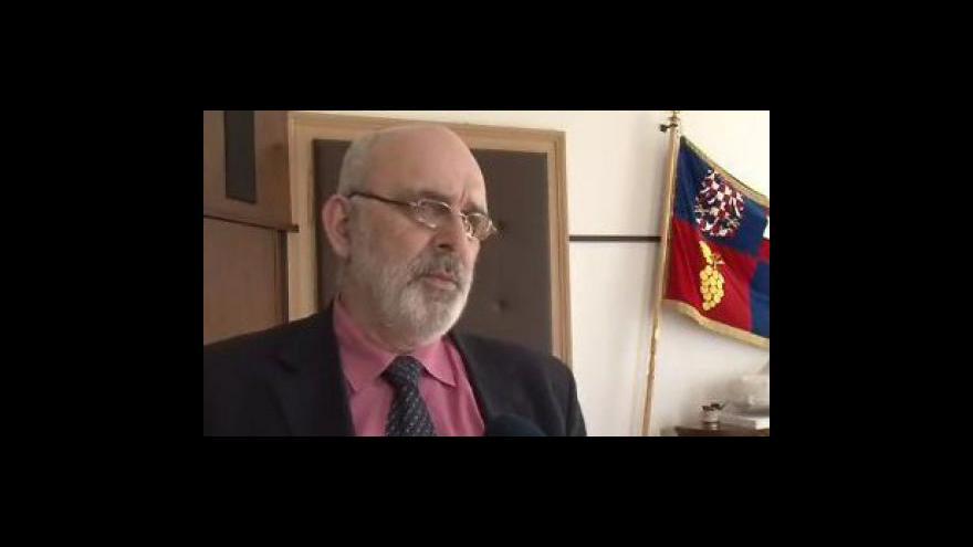 Video Vyjádření Jaroslava Pospíšila (ODS) ke sporu Student Agency kolem provozování regionálních vlaků