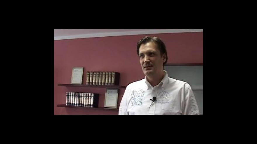 Video Video: Investor Jaroslav Rektor o výsledcích referenda