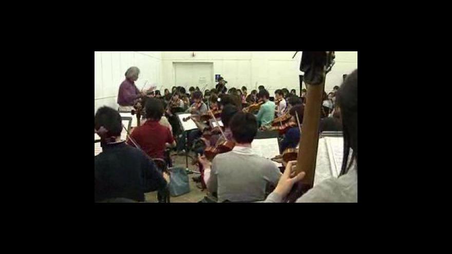 Video Zkouška Orchestru Wagnerovy společnosti