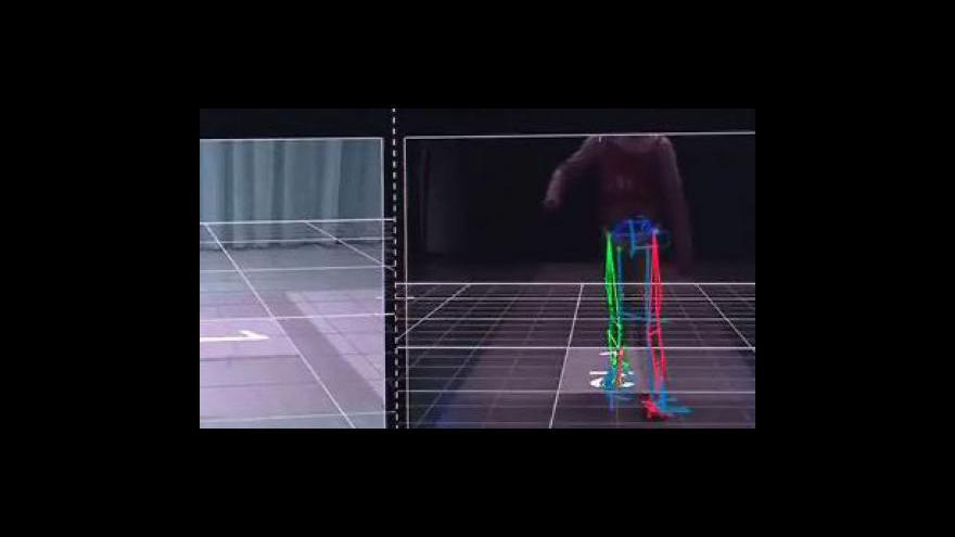 Video Laboratoř chůze
