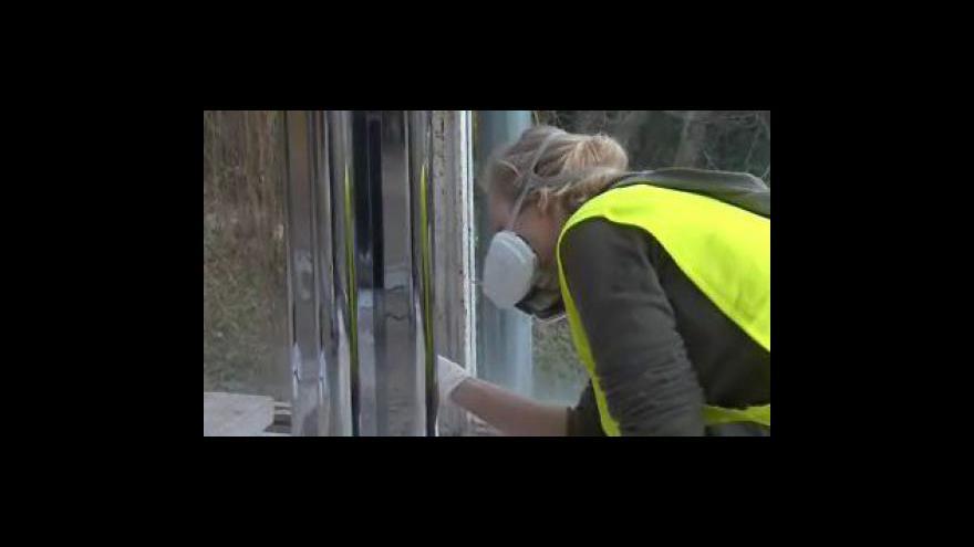 Video Pedagog Fakulty restaurování Univerzity Pardubice o restaurování vily Tugendhat