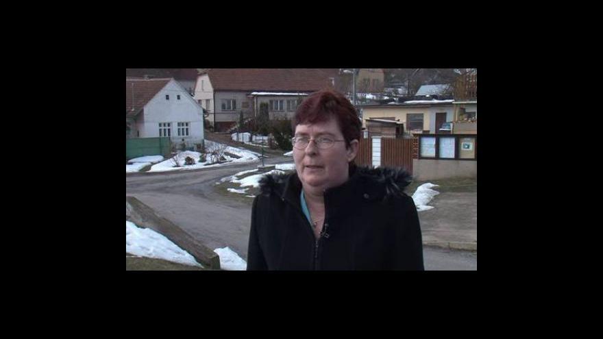 Video Věra Mašková (NEZ.), starostka Kuřimské Nové Vsi