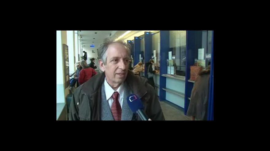 Video Otakar Mokrý, předseda odborů DPMB