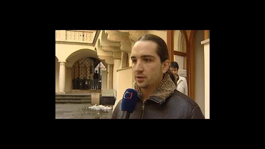 Video Václav Dvořák z Absolutního divadla - iniciátor akce amatérských divadel