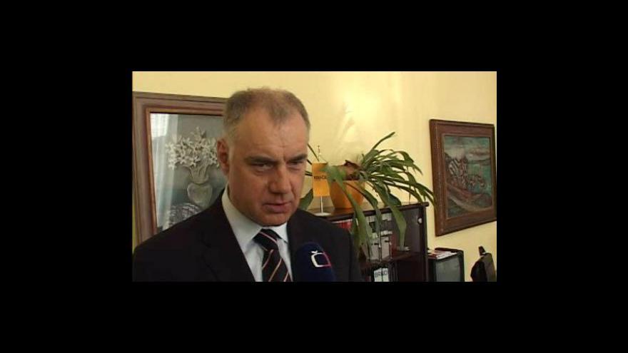 Video Náměstek primátora města Brna Daniel Rychnovský reaguje na akci amatérských divadel