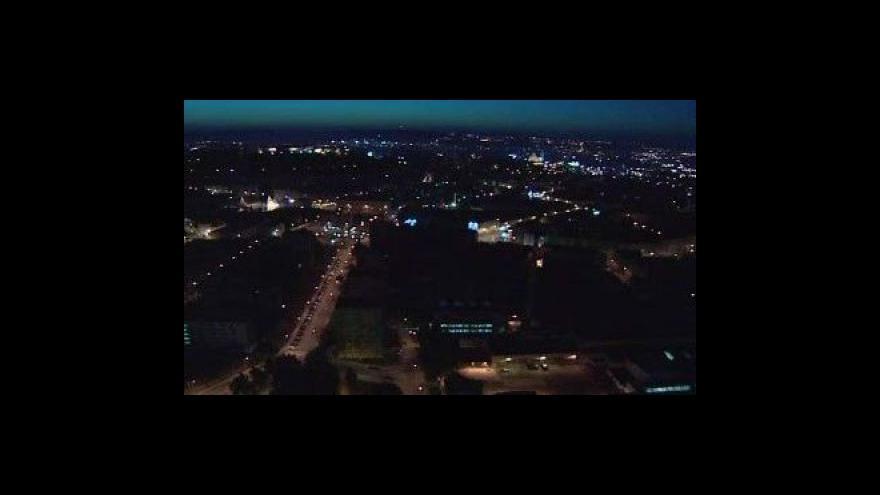 Video Ředitel hvězdárny v Brně Jiří Dušek k projektu Globe at Night