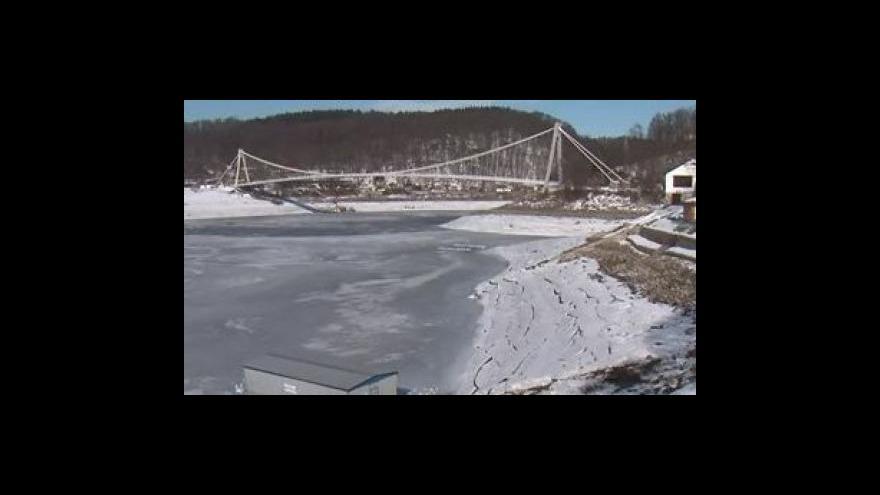 Video Petr Čálek (nez.) starosta Podhradí nad Dyjí o nedostatku peněz na protipovodňová opatření