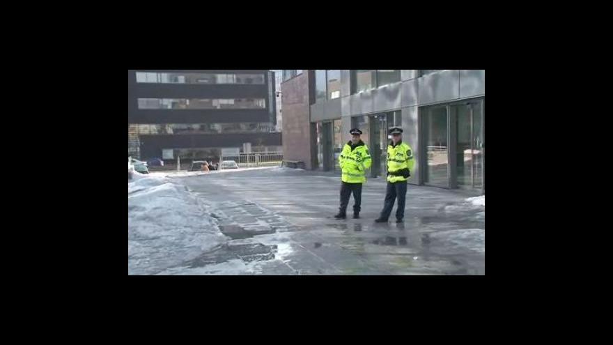 Video Anonym hrozil soudu - bez komentáře (26. 2. 2010)