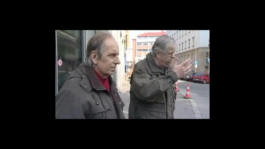Video Odborář Otakar Mokrý ke stávce