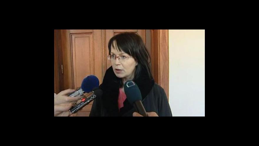 Video Iveta Eichlerová - státní zástupkyně