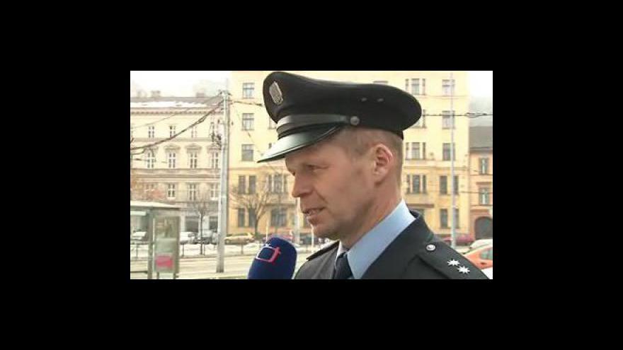 Video Tiskový mluvčí policie Bohumil Malášek k případu