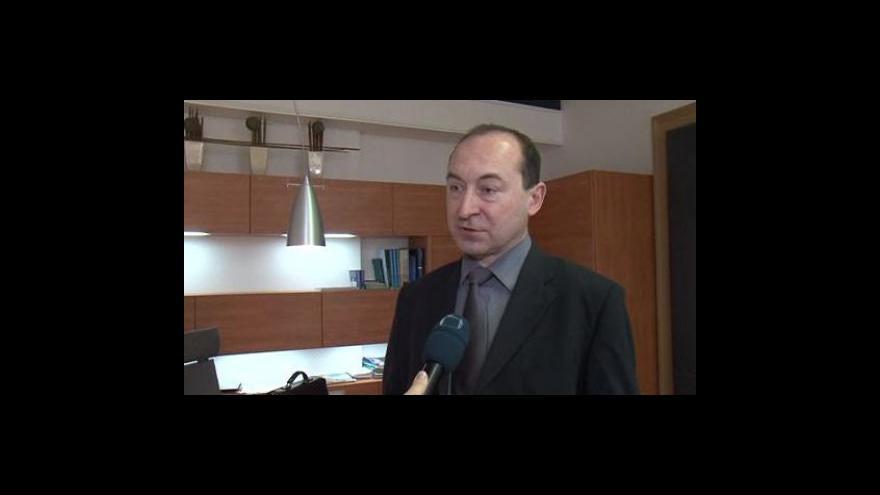 Video Antonín Tůma - technický ředitel, Povodí Moravy