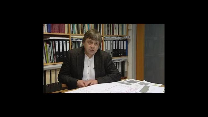 Video Petr Hrůša - projektant - o postoji Internacionalu k plánovanému parkovacímu domu