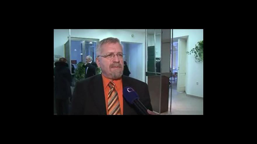 Video Petr Hájek (ČSSD) - starosta Vyškova