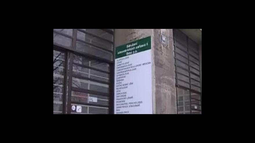 Video Soňa Nováčková, mluvčí městského soudu v Brně k chycenému gynekologovi