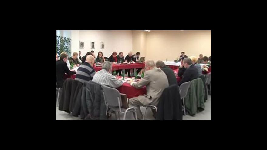 Video Jednání zastupitelstva městské části Brno-Žabovřesky o novém starostovi
