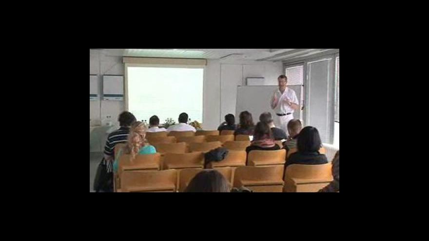 Video Onkoligická klinika ve FN Brno.