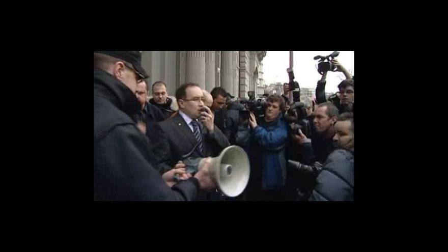 Video Tomáš Vandas po odchodu z Nejvyššího správního soudu