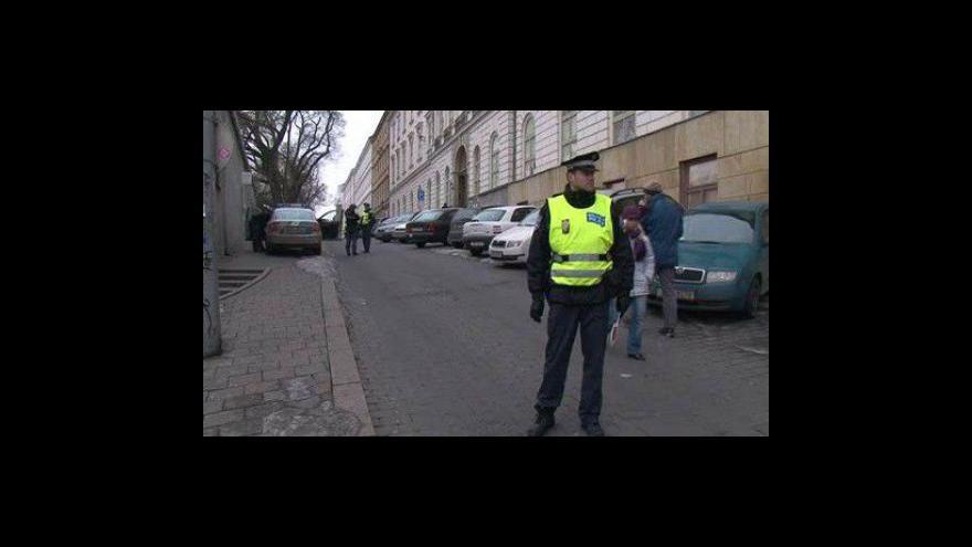 Video Narušená statika domu uzavřela ulici v centru Brna