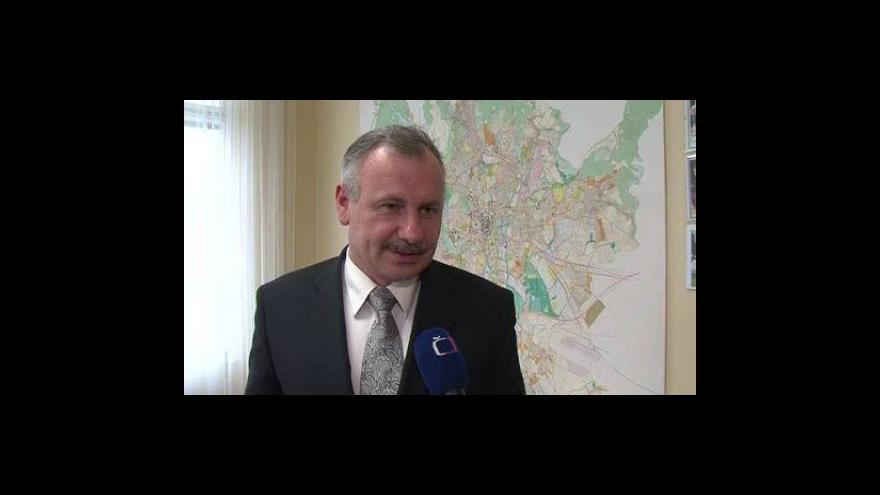 Video Reakce náměstka primátora města Brna Ladislava Macka (ČSSD)