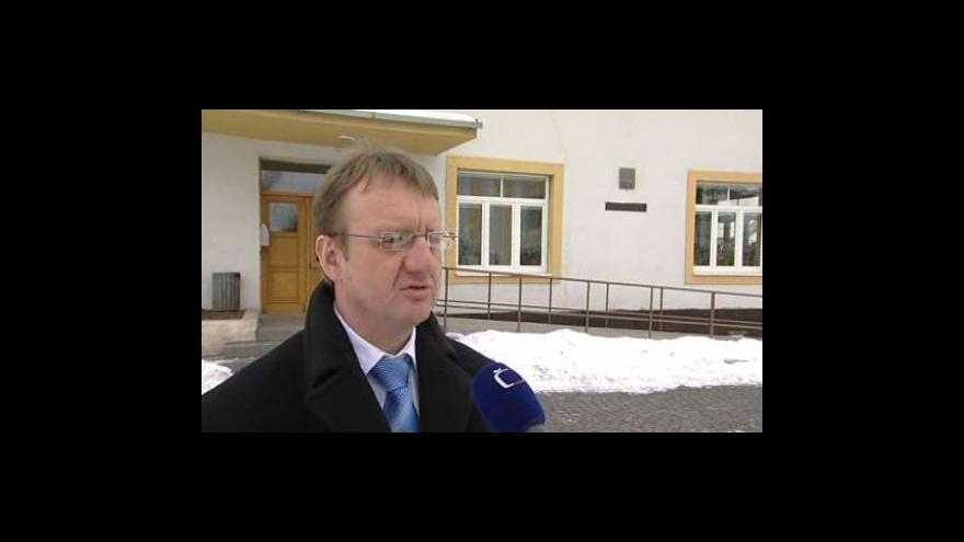 Video Starosta Chropyně Radovan Macháček (ODS)