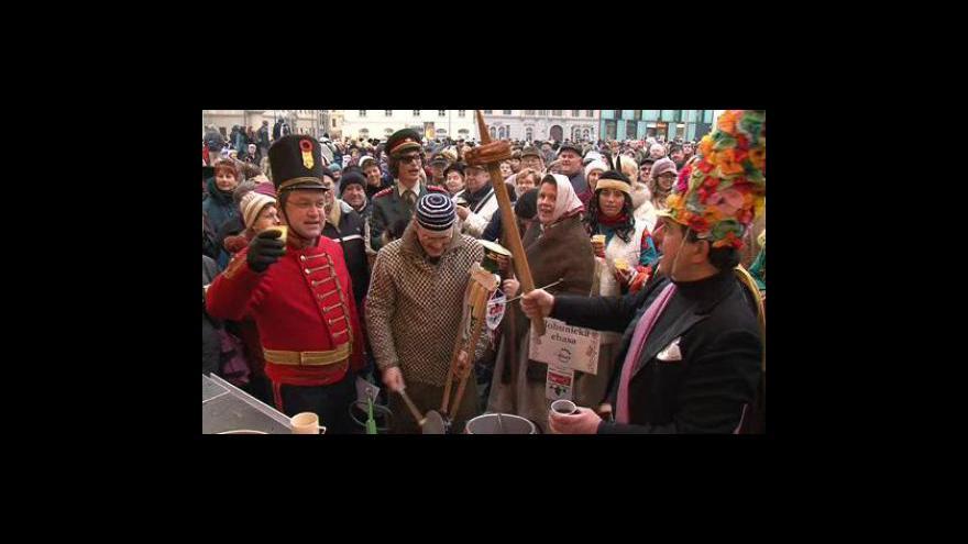 Video První brněnský fašank