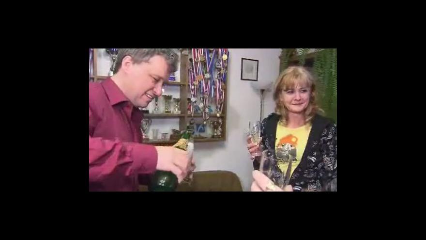 Video Oslavy u Sáblíků
