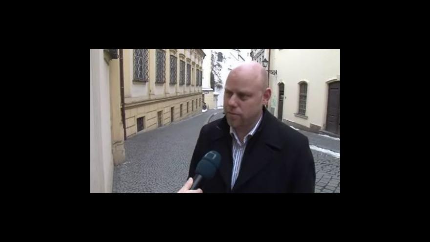 Video Starosta Libor Šťástka (ODS), Brno - střed