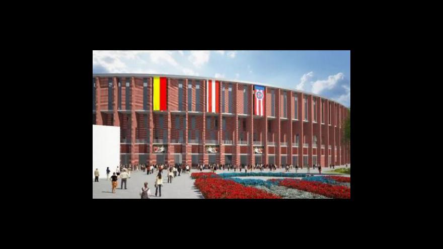 Video O. Pospíšil a L. Macek k plánovanému stadionu za Lužánkami