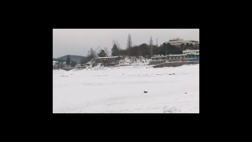 Video Čištění Brněnské přehrady