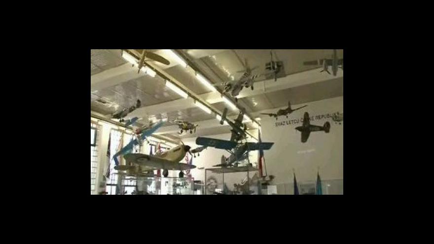 Video Rozhovor s Petrem Vodákem o výstavě lodí a letadel