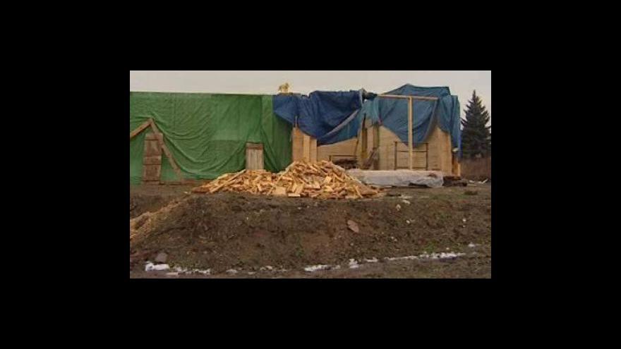 Video Reportáž Anety Hronové - Události v regionech 4.2. 2010
