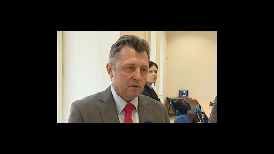 Video Vedoucí kriminalistů Jihomoravského kraje Miroslav Klusáček popisuje vyšetřování pokusu o znásilnění