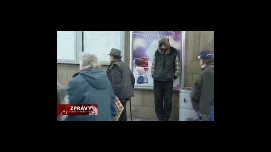 """Video Brněnský projekt \""""Jídlo pro bezdomovce\"""" startuje"""