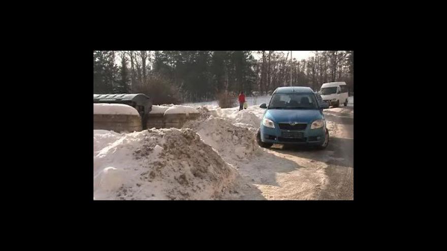 Video parkování v Kohoutovicích