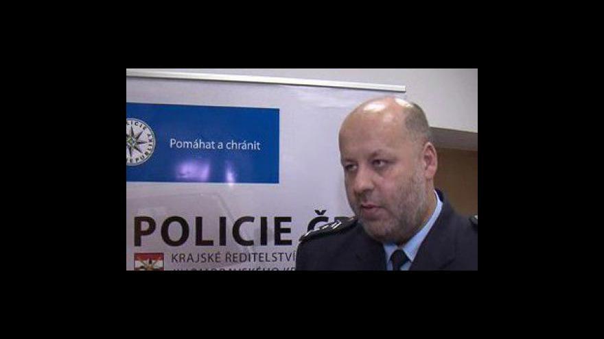 Video Náměstek ředitele jihomoravské policie k platbě za zásah policie