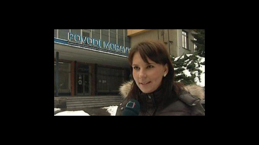 Video Mluvčí Povodí Moravy k výstavbě protipovodňové hráze v Tlumačově