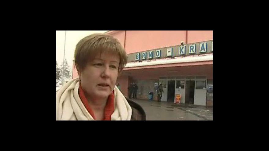 Video Místostarostka Brna - Králova Pole ke stavbě nového nádraží