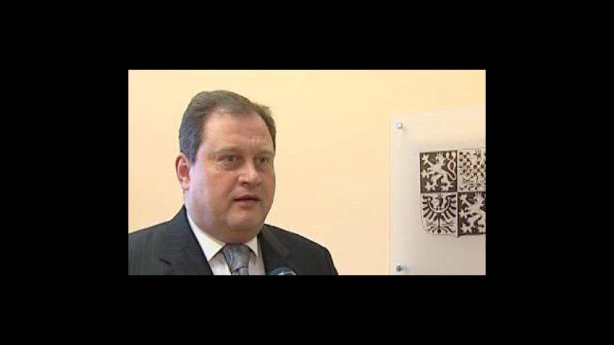 Video Mluvčí státního zastupitelství k obvinění policisty z držení pornografie