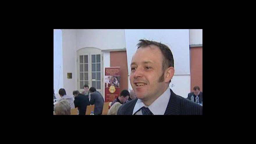 Video Pavel Krška o Salonu vín ve Valticích