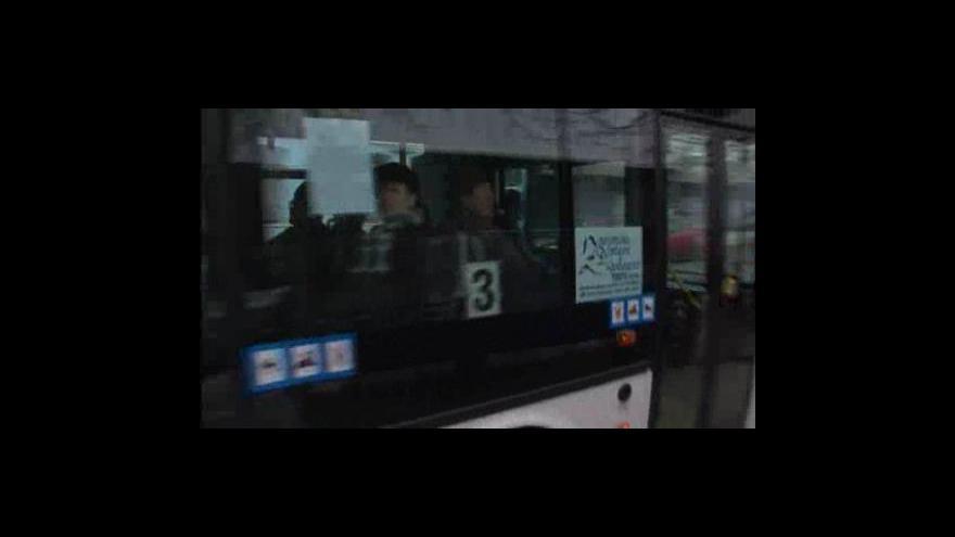 Video Mluvčí znojemské radnice Denisa Šipošová o zvýšeném počtu cestujících