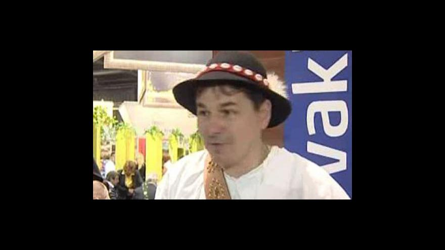 "Video Kuchař Lubomír Kuba vaří \""kapustnicu\"""