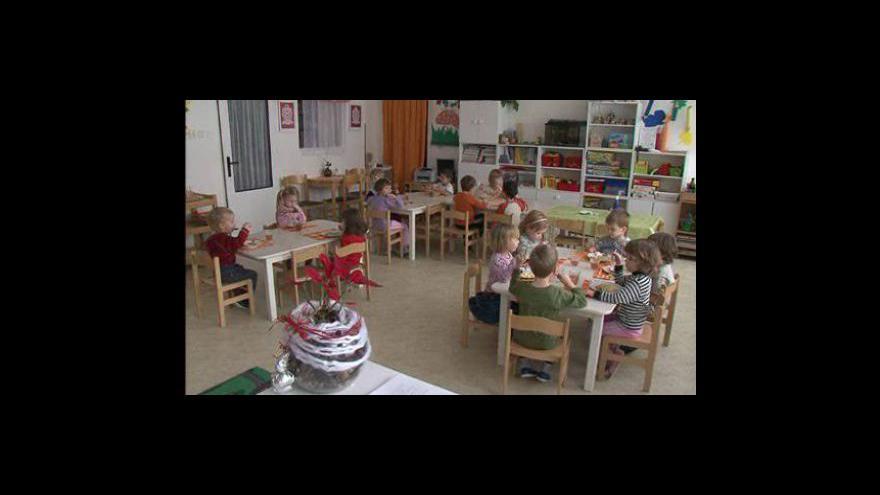 Video Zdeňka Baková o chybějících mateřských školách v Břeclavi