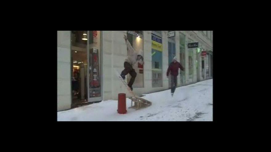 Video Freestyle v centru Brna